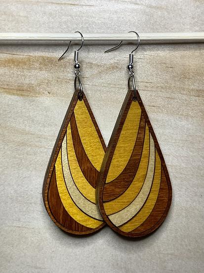Ribbon Earrings #12