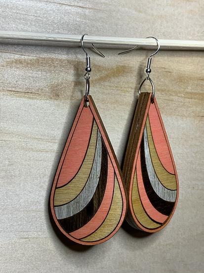 Ribbon Earrings #9