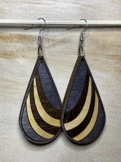 Ribbon Earrings #2
