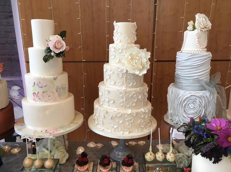 Broken Spoon Cakes | Bridal Couture Collection
