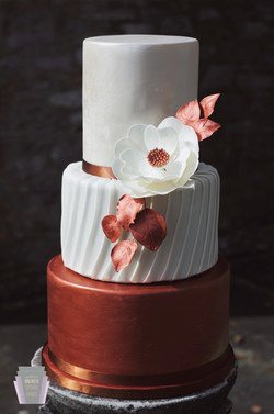 Copper & Lustre Cake