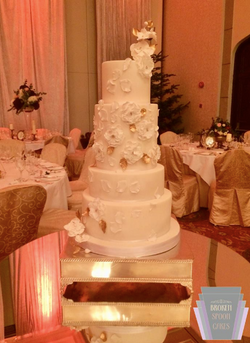 Petal Dream Wedding Cake