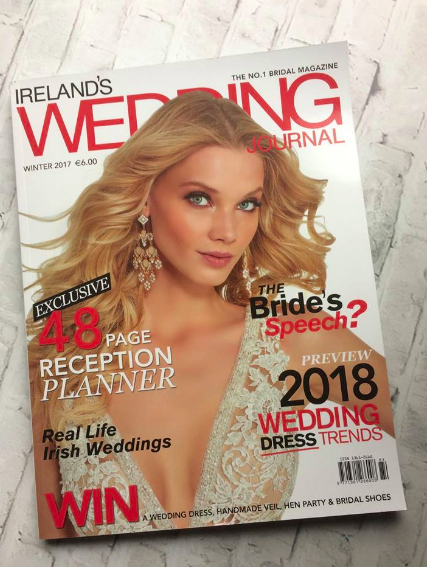 Irelands Wedding Journal Winter Issue 2017