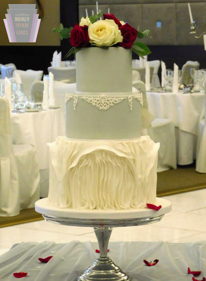Raquelle Wedding Cake