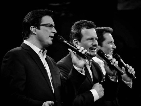 Booth Brothers In Concert at WHBC-Wooster