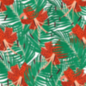 tropical tiger lilly pattern.jpg