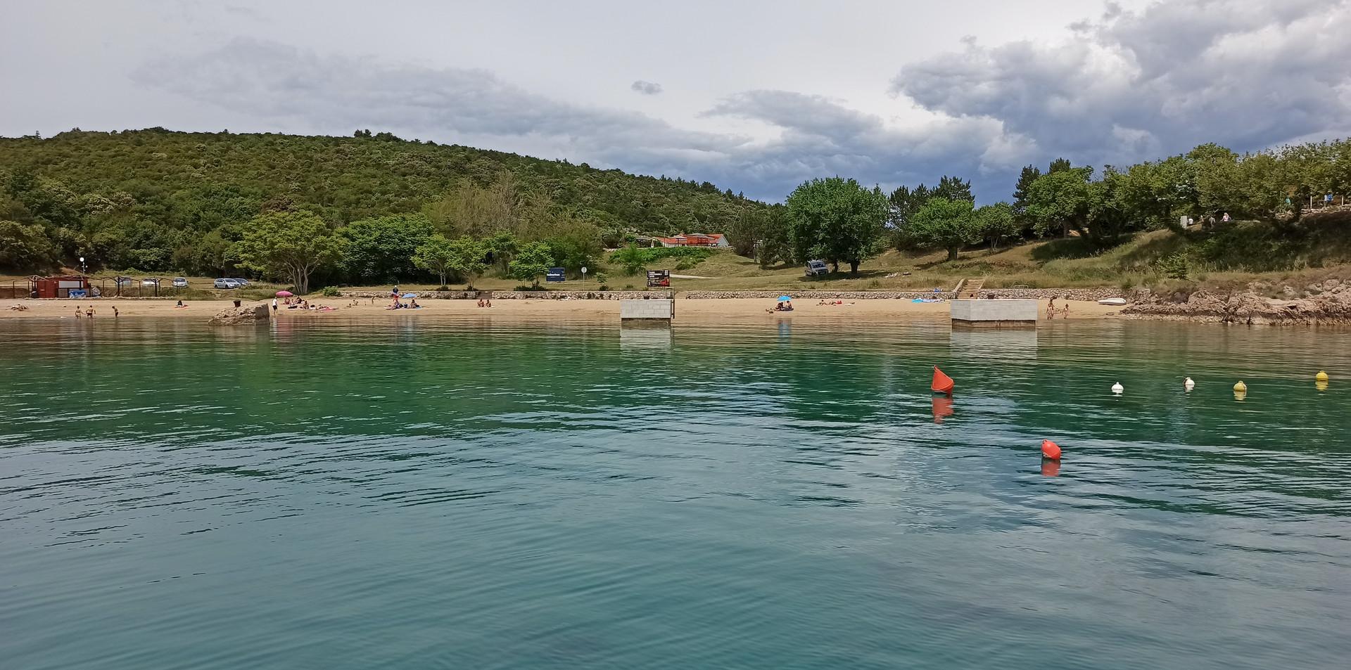 Sv. Marak, Otok Krk