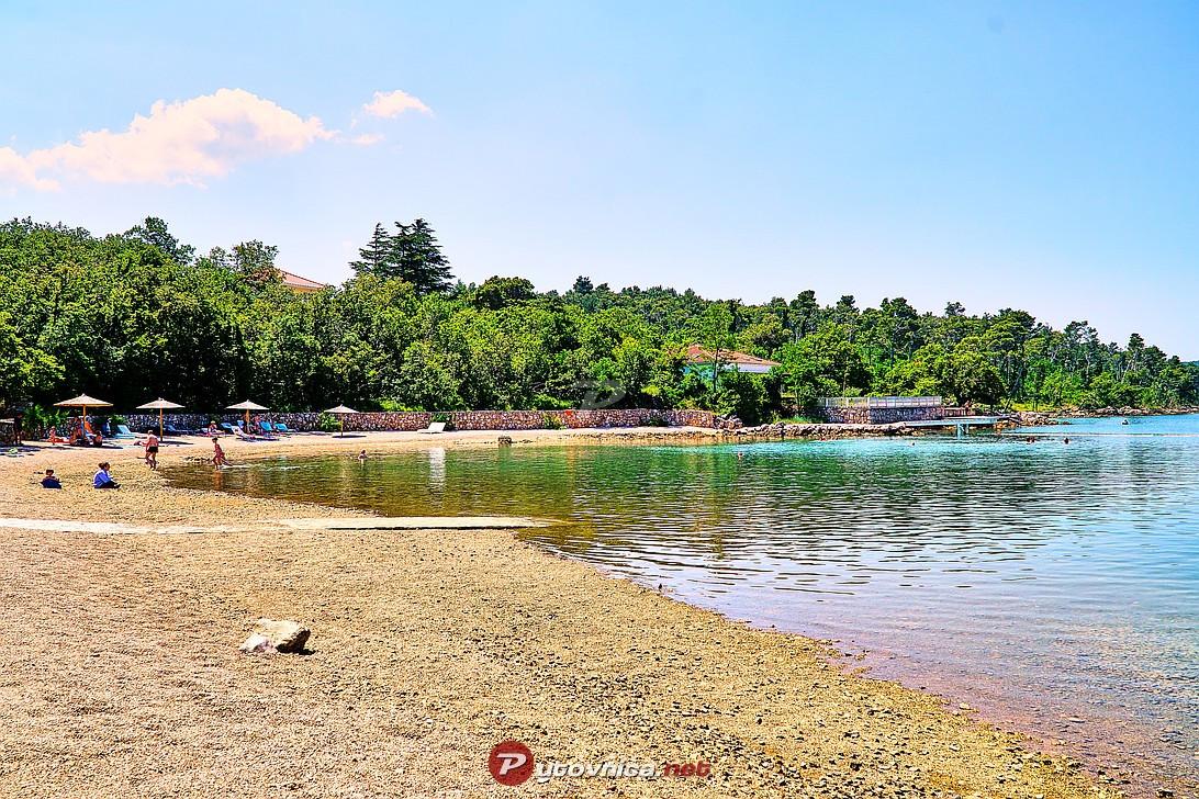 Cizici, Otok Krk