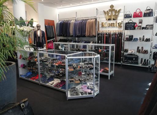 Discover the Konig Geneva boutique!