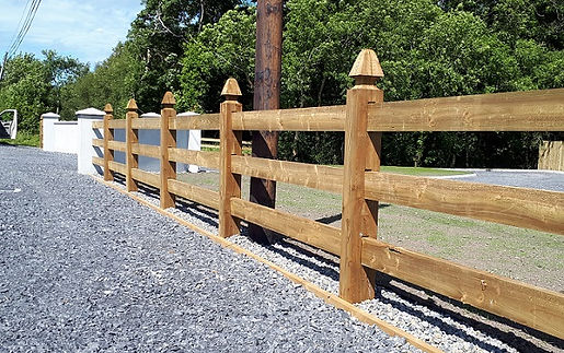 fence - mortice - timbering-contractor