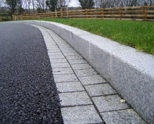 Granite-stone-edging