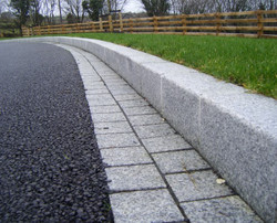 Granite-stone-edging