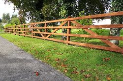 fencing contractor, sligo . Roscommon , Mayo , Leitrum