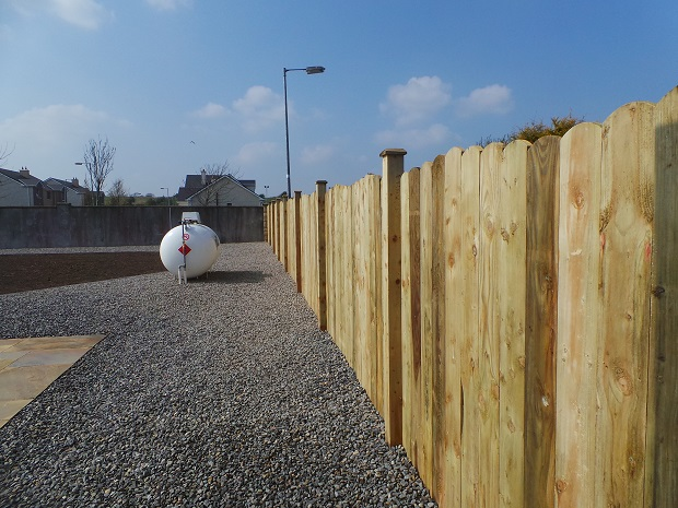 picket fence, Sligo, Roscommon, Mayo