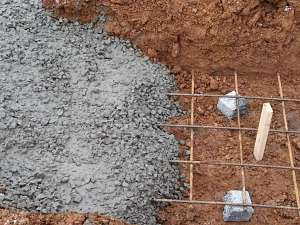 Wall Foundations- concrete foundations