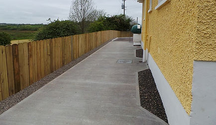 footpaths-concrete footpaths- house footpaths