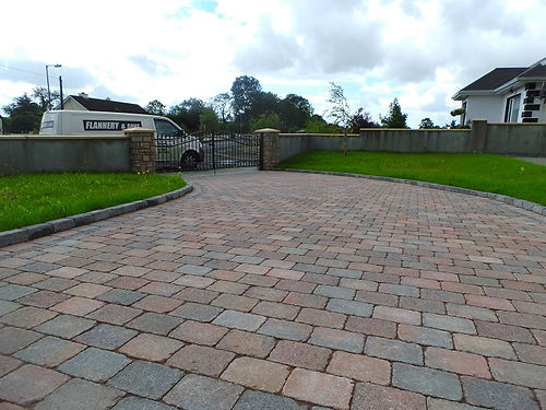Brick Paving, Flannery and sons Landscaping_