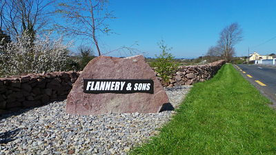 Rock-flannery and sons Landscaping