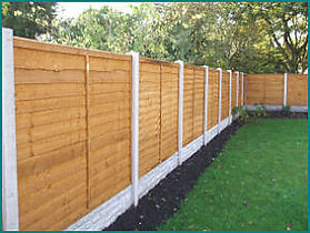 fencing sligo, Timber Fencing Sligo