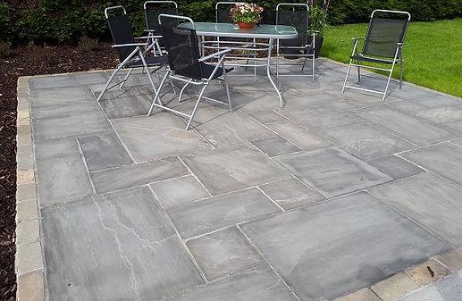 sandstone patio contractors