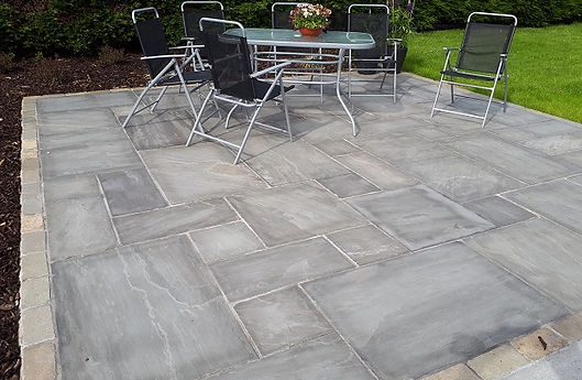 sandstone patio contractors
