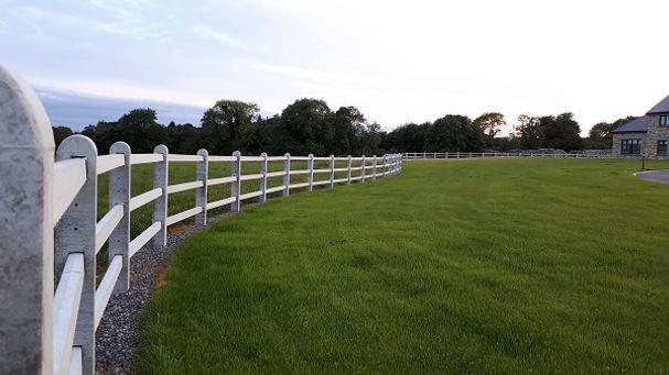 fencing contractor sligo
