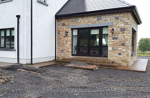 Limestone patio slabs sligo Roscommon Mayo Leitrim