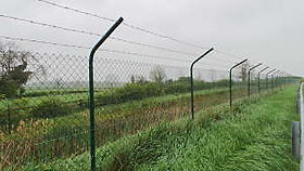 security fencing,