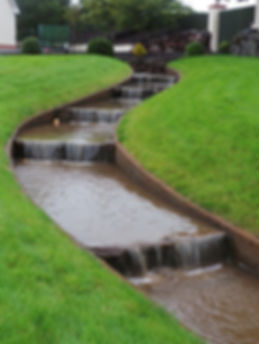 water features- garden water feature