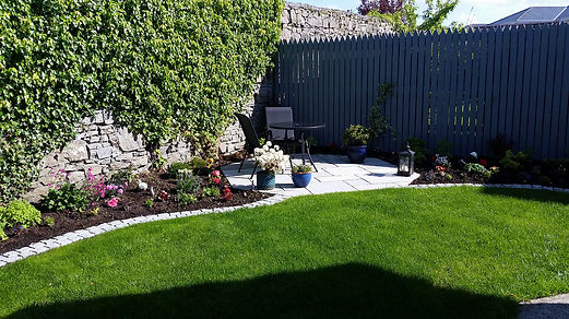 garden picket fence from flannery and sons landscaping-fencing contractors