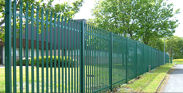 green-palisade-fencing