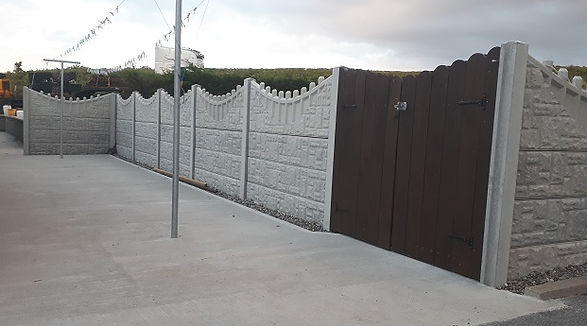 concrete_post_and_panel_fence