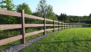 Timber fence, Timber Fencing