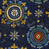 Galla Placidia detail of stars.jpg