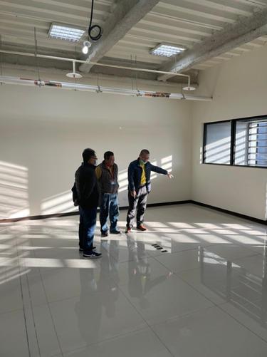 本所新店區公所整修案 正式開工