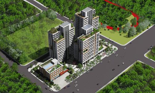 恭喜本所(擔任廖晏偉建築師設計顧問)獲得臺北市北投機一社會住宅專案管理設計案