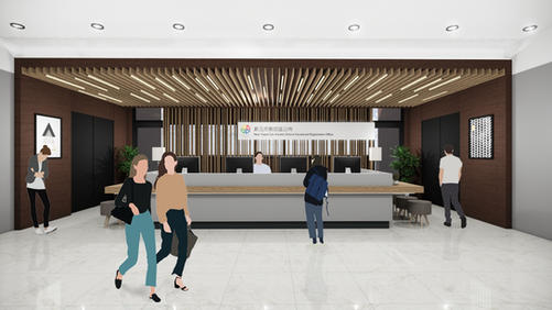 恭喜本所獲得新北市新店區公所搬遷整建委託規劃設計 優勝