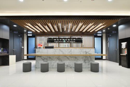 恭喜本所規劃設計之新店區公所正式完工啟用