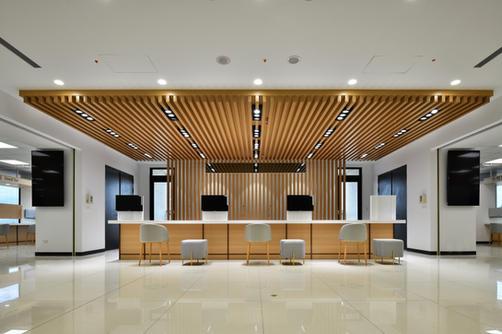 恭喜設計之新北市新店稅捐稽徵處正式完工!