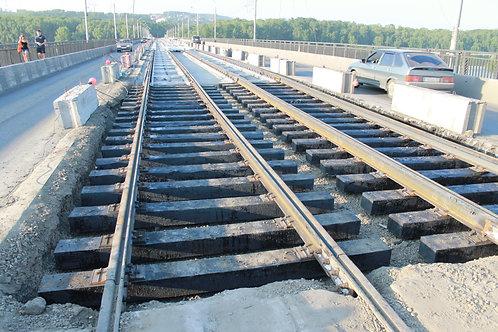 Строительство, реконструкция и ремонт трамвайных путей