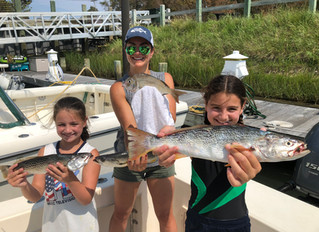Lawi Charter Weakfish Limit