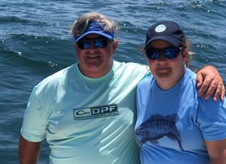 Sunday Sea Bass Trip