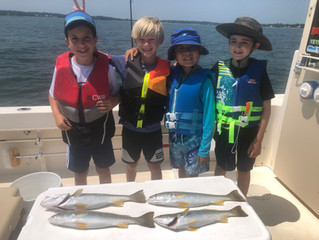 What A Week for Weakfish