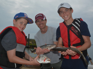 Another Weakfish Limit