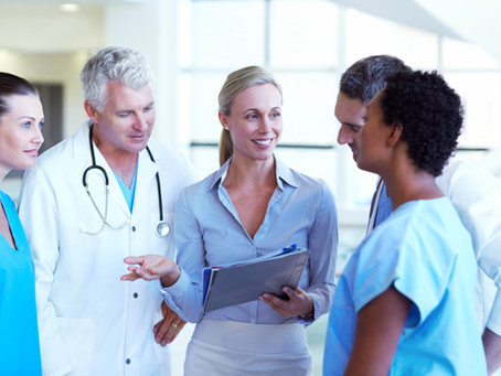 Matrix service lines in healthcare…  Is your organization ready?