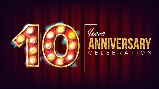 DCCS celebrates it's 10th year.