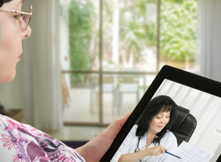 A Big Win For Senior Living: New Telehealth Policies