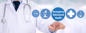Selecting Behavioral Health assistance in the ED