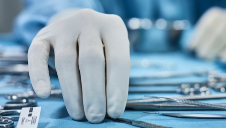 Surgery Program Disruptions: Sterile Processing