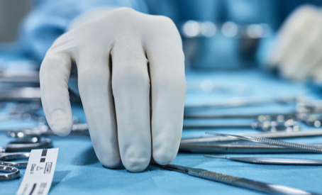 Optimize Surgery Supply Chain